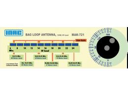 MAK-721 (40, 30, 20, 17, 15 m. band)
