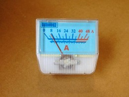 Amperímetro de aguja AP-36
