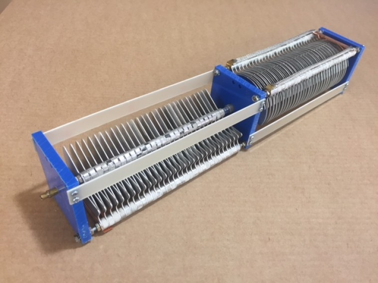 CV-5 Condensador Variable de 18/382+382